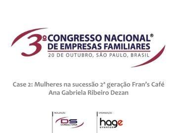 Ana Gabriela Ribeiro Dezan - Portal Empresa Familiar