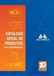 CATÁLOGO GERAL DE PRODUTOS - Multmold