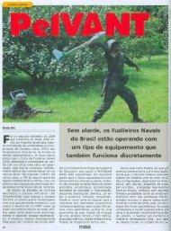 Sem alarde. os Fuzileiros Navais - Marinha do Brasil