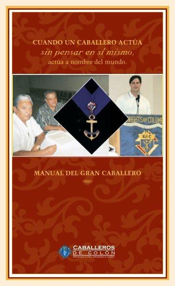 Manual del Gran Caballero