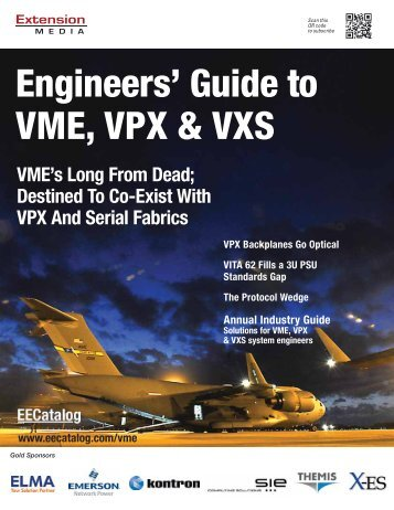 the Engineers' Guide to VME, VPX & VXS 2013 - Subscribe