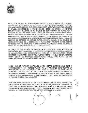 documento - Gobierno del Estado de Baja California