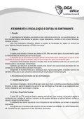 atendimento à fiscalização e defesa do contribuinte - DGA - Page 3