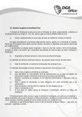 atendimento à fiscalização e defesa do contribuinte - DGA - Page 6