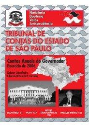 Edição 118 - Especial - Contas Anuais do Governador - Tribunal de ...