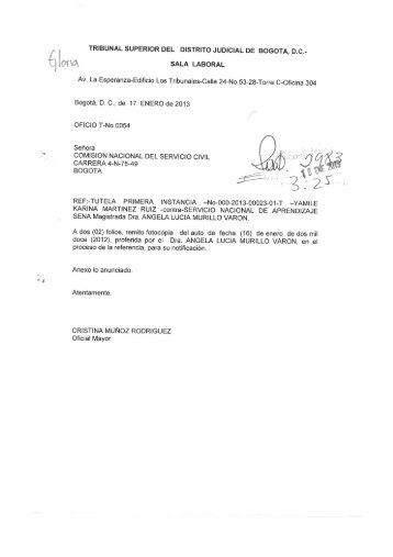 lx - Comisión Nacional del Servicio Civil