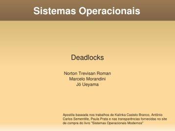 8) Deadlocks