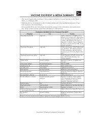 vaxcont2.pdf [54K] Table of Vaccine Excipient & Media Summary