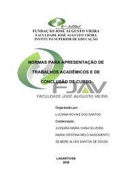 manual de trabalho científico das licenciaturas-tcc - FJAV ...