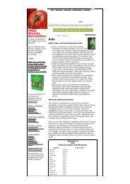 FREE Weekly Newsletter - Zentrum der Gesundheit