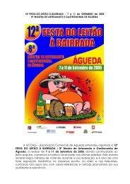 A ACOAG – Associação Comercial de Águeda entendeu organizar ...