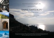 saint sophorin:saphorin 8pp - Zermatt Luxury Property Development ...