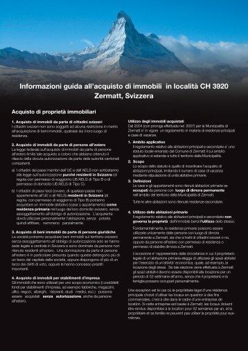 Zermatt Buyers Guide Italian:Layout 1