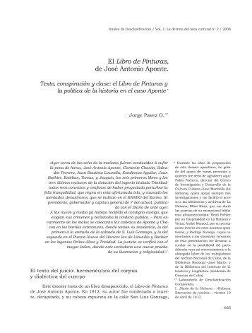 Libro de Pinturas - Laboratorio de Desclasificación Comparada