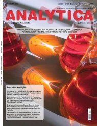 Ed. 50 - Revista Analytica