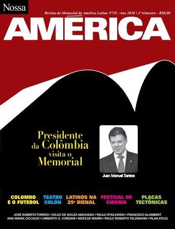 Edição 39 - Memorial da América Latina