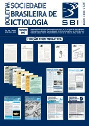Boletim SBI No. 100 - Junho/2010 **EDIÇÂO COMEMORATIVA