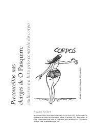 mulheres e a luta pelo controle do corpo - Revista ArtCultura