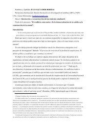 JUAN SALVADOR BORDAS Pertenencia Institucional: Becario ...