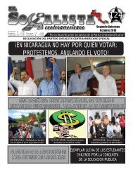 ESCA No 124.pdf - El Socialista Centroamericano