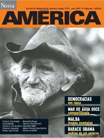 Edição 35 - Memorial da América Latina