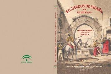 RECUERDOS DE ESPAÑA - Junta de Andalucía