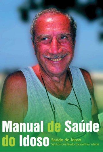 Manual Idoso 2007 - Prefeitura de Santos