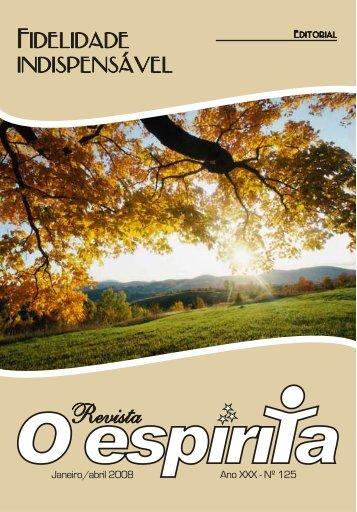 CAPA 125 - Revista Espírita
