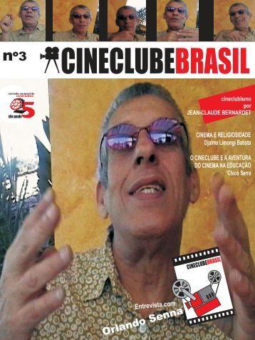 Djalma Limongi Batista - Cineclube Brasil