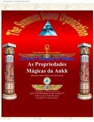 As Propriedades Mágicas da Ankh - Ordo Svmmvm Bonvm