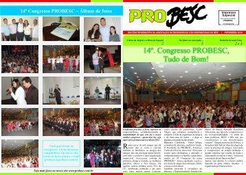 boletim novembro - 2010 - PROBESC