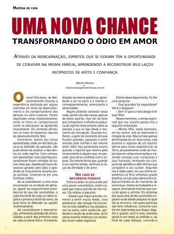 TRANSFORMANDO O ÓDIO EM AMOR