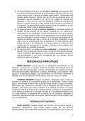 Madame Bovary. Gustave Flaubert El argumento - Colegio Lourdes - Page 5