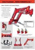 Technische Details Frontlader SLi in PDF - Zetor Deutschland GmbH - Seite 2