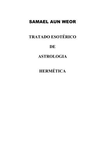Tratado Esotérico de Astrologia Hermética - Iglesia Cristiana ...