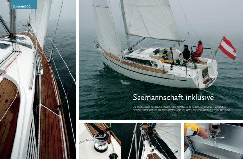 """Sunbeam 30.1 """"Seemannschaft inklusive"""" - boot24.ch"""