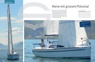 Sunbeam 24.2 - Bootswerft Gassmann AG