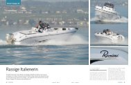 Ranieri Voyager 24 - Bootswerft Gassmann AG