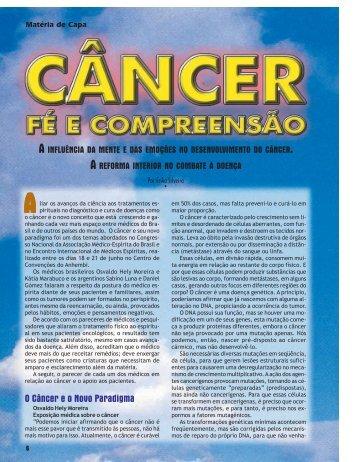 Câncer: fé e compreensão