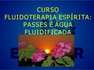 Videoaula 05 - Os chakras do perispírito e a suas - Espiritizar