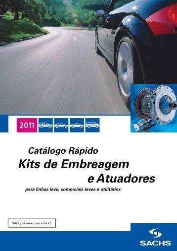 catálogo rápido linha leve 2011 (PDF, 1,0 MB) - ZF Friedrichshafen AG