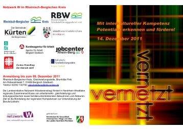 Mit interkultureller Kompetenz Potentiale erkennen und fördern! 14 ...