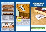 Tipps und Tricks Korkboden verlegen (PDF, 1.5 MB - Raiffeisen ...