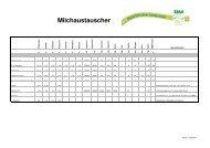 Milchaustauscher (PDF, 44 kB)Downoad - RKW Kehl