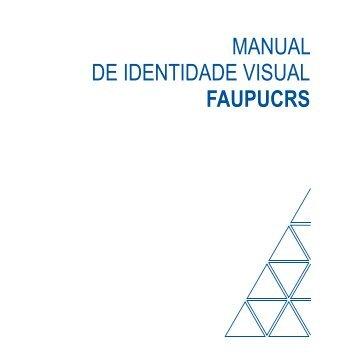MANUAL DE IDENTIDADE VISUAL FAUPUCRS