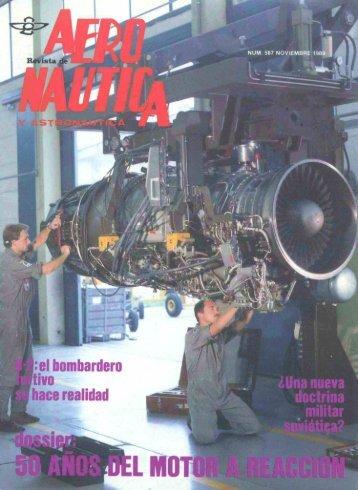Nº 587 1989 Noviembre - Portal de Cultura de Defensa - Ministerio ...