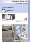 fertigräume   wc-anlagen - Ziegler - Seite 2