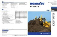 Español - Komatsu