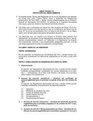 ANEXO TÉCNICO 16 PROTECCIÓN DEL MEDIO AMBIENTE A. El ...
