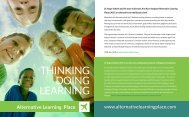Engineering Curriculum for 6-9 Year Olds - Alternative Learning Place